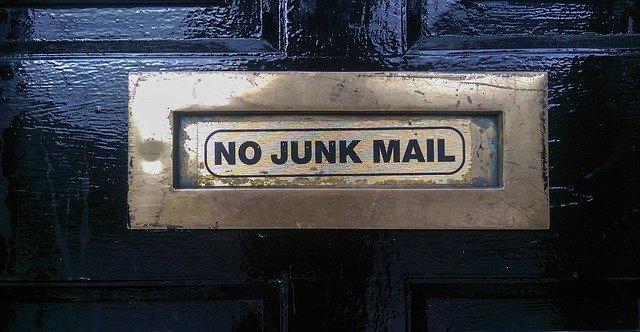 Comment empêcher le spam ?